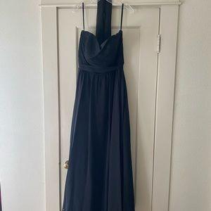 Mori Lee Bridesmaid Strapless Dress